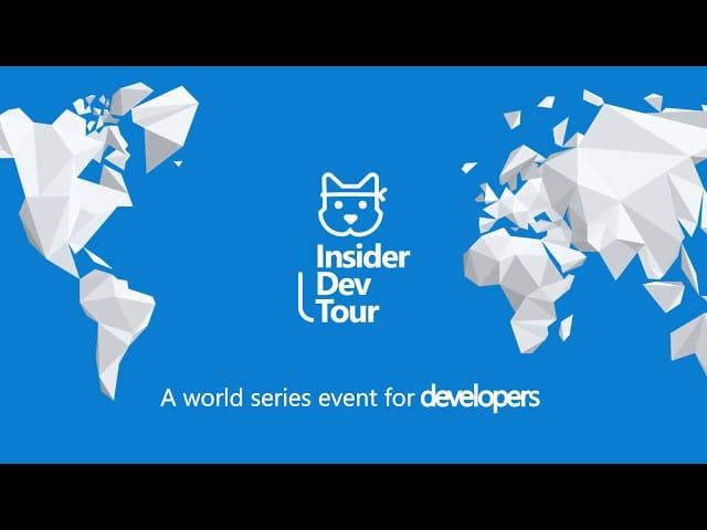 Insider Dev Tour in Barcelona